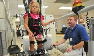 dealing with cerebral palsy in kids