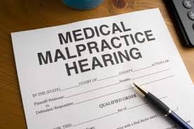 Medical malpractice during labor