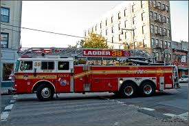 bronx fire responds to blaze